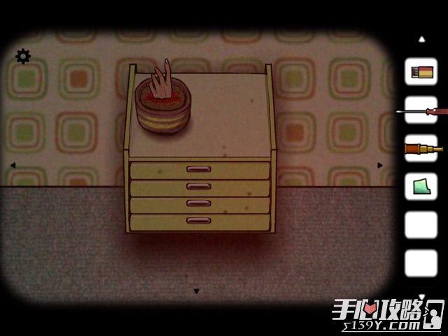 Cube Escape: Seasons攻略 第2关 Summer