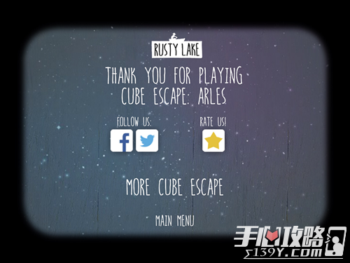 Cube Escape: Arles攻略88必发国际娱乐
