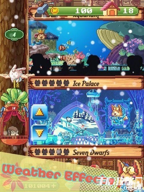 像素风模拟经营手游《动物之森Animal Tree》双平台上架