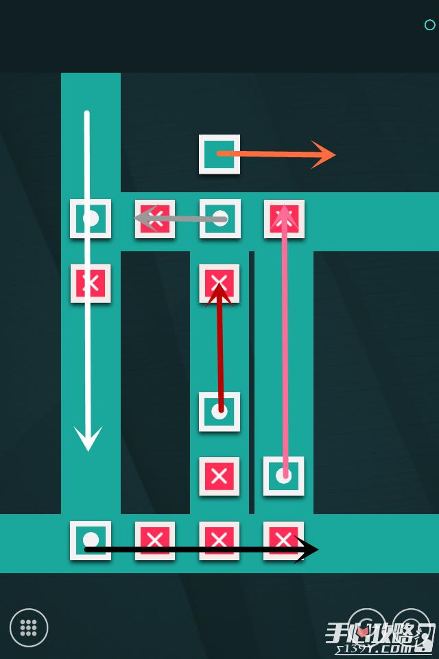 UNWYND矩阵解谜第一章第13-15关攻略