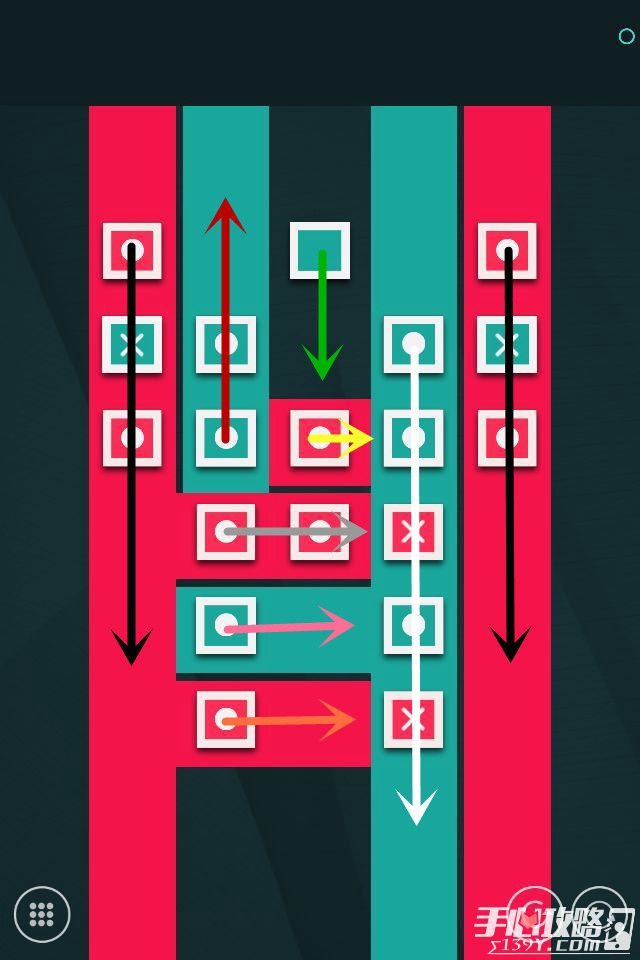 UNWYND矩阵解谜第一章第25-27关攻略