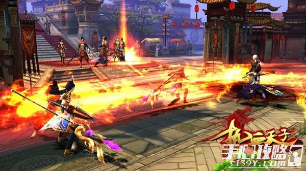 天子手游《热血天子》国战玩法详细解读攻略