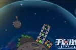 憤怒的小鳥太空版第一章PIG BANG21-25關攻略