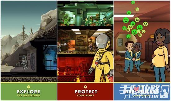 Fallout Shelter輻射避難所中文漢化安卓版下載 v1.1
