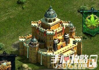 cok列王的纷争20到30级城堡外观一览