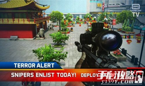 Gameloft射击大作《炽热狙击》中国区上架2
