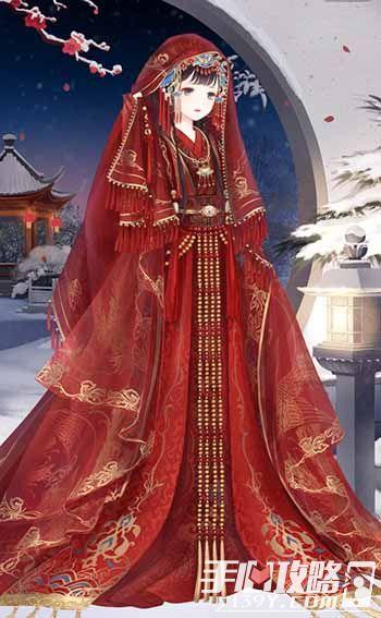 奇迹暖暖梦恋奇迹与子成说婚纱古装套装怎么样