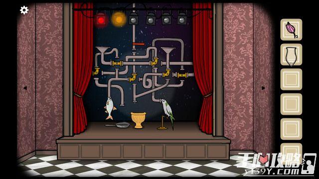 方块逃脱剧院好玩吗 游戏特色介绍1