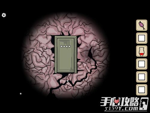 《方块逃脱剧场》 Cube EscapeTheatre攻略第四章10