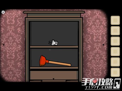 《方块逃脱剧场》 Cube EscapeTheatre攻略第一章9