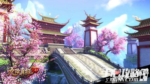 3D武侠自由江湖 蜗牛重磅发布新游《九阴真经3D》5