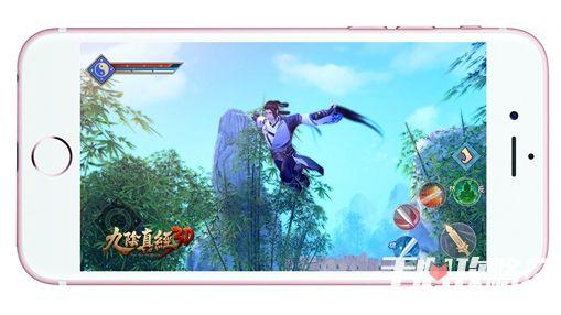 3D武侠自由江湖 蜗牛重磅发布新游《九阴真经3D》2