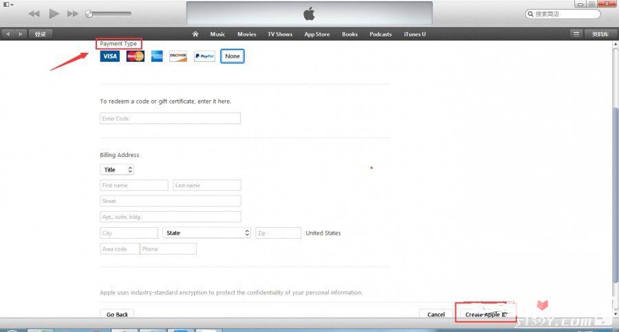 无信用卡注册美区App Store 账户 附美国地址10