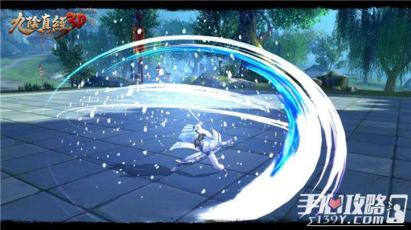 真实武侠打斗 《九阴真经3D》战斗截图欣赏2