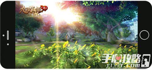 《九阴真经3D》6月15日觉醒首测 实录截图堪比武侠大片8