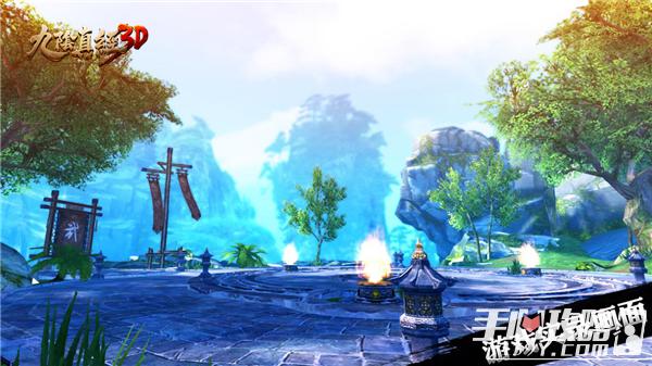 《九阴真经3D》延续端游PVP玩法 让战斗回归武侠2