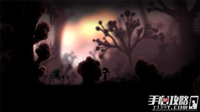 《OddPlanet》限时免费中 彩色版地狱边境1