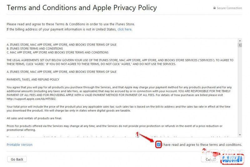 AppStore注册美区AppleID帐号教程详解23