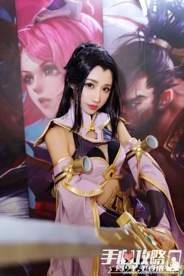 王者荣耀真人COS秀 暑期盛典精美cosplay汇总 5