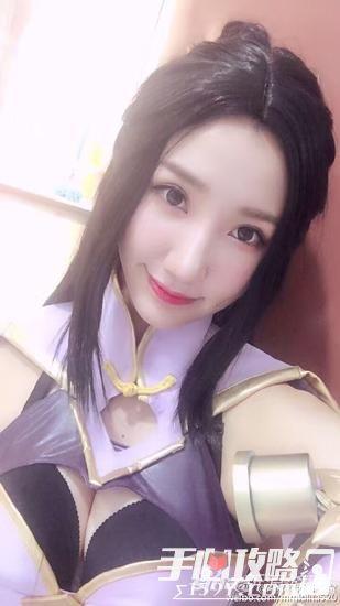 王者荣耀真人COS秀 暑期盛典精美cosplay汇总 6