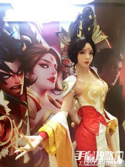 王者荣耀真人COS秀 暑期盛典精美cosplay汇总 1