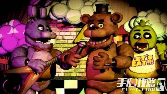 《玩具熊的午夜后宫》背后不为人知的惨案 细思极恐1