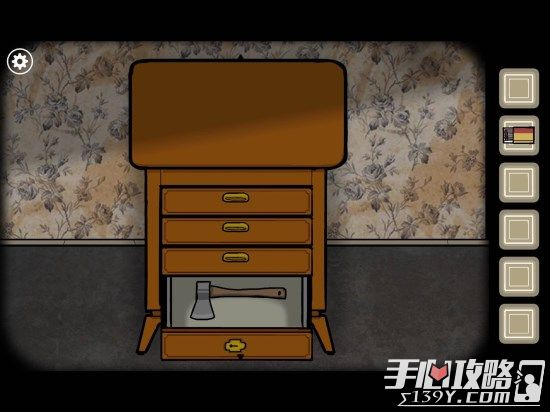 Rusty Lake Roots锈湖根源第3关The Uncle图文攻略5