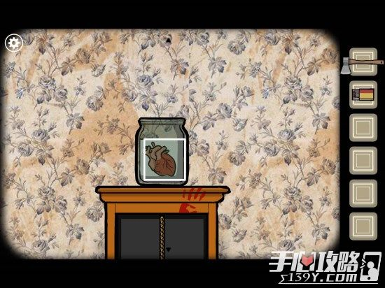 Rusty Lake Roots锈湖根源第3关The Uncle图文攻略14