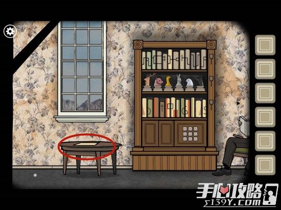 Rusty Lake Roots锈湖根源第4关The Stairscase图文攻略1