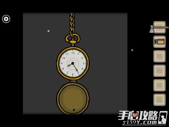 Rusty Lake Roots锈湖根源第3关The Uncle图文攻略10