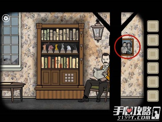 Rusty Lake Roots锈湖根源第4关The Stairscase图文攻略3