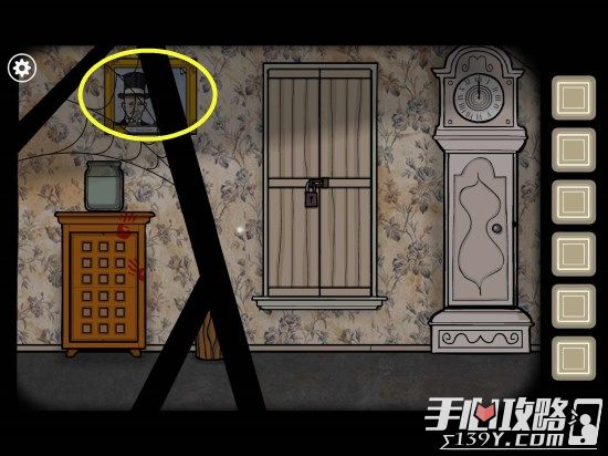 Rusty Lake Roots锈湖根源第3关The Uncle图文攻略2