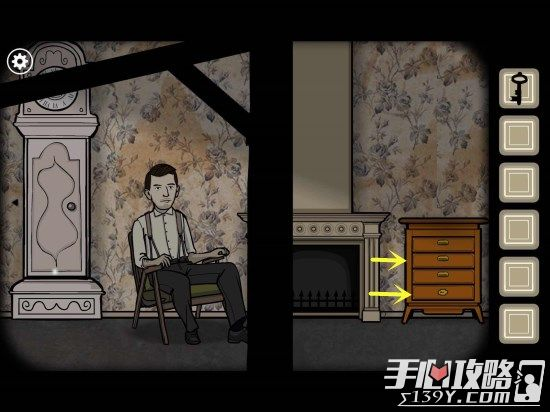 Rusty Lake Roots锈湖根源第3关The Uncle图文攻略4