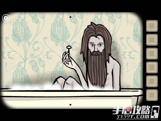 Rusty Lake Roots锈湖根源第15关The Bathroom图文攻略9