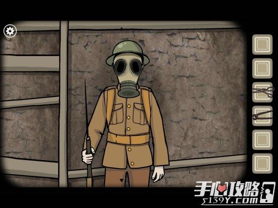Rusty Lake Roots锈湖根源第22关The Trenches图文攻略12