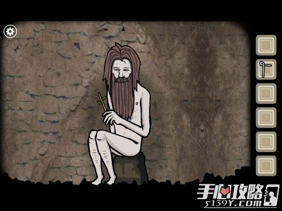 Rusty Lake Roots锈湖根源第14关The Well pt. 1图文攻略6