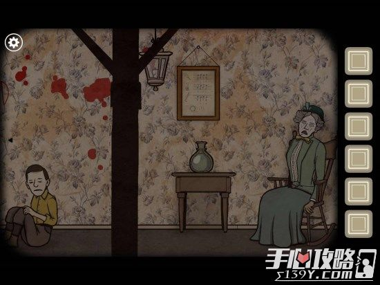 Rusty Lake Roots锈湖根源第20关The Family Band图文攻略3