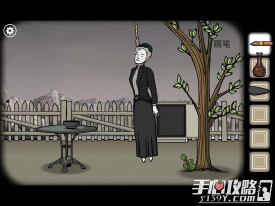Rusty Lake Roots锈湖根源第13关The Painting图文攻略9