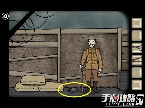 Rusty Lake Roots锈湖根源第22关The Trenches图文攻略6