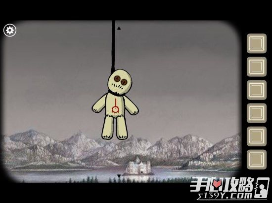 Rusty Lake Roots锈湖根源第18关The Fortune Teller图文攻略4