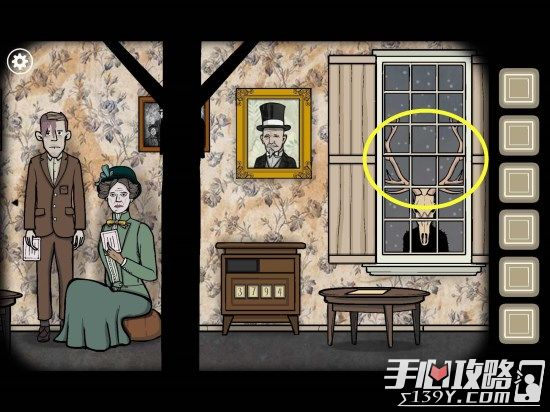Rusty Lake Roots锈湖根源第25关TheLyingGame图文攻略10