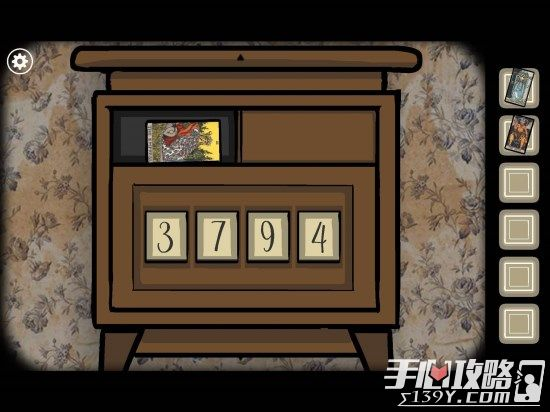 Rusty Lake Roots锈湖根源第25关TheLyingGame图文攻略8