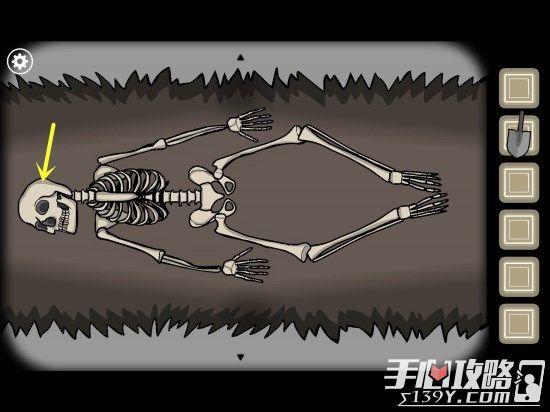 Rusty Lake Roots锈湖根源第32关The Graveyard图文攻略6