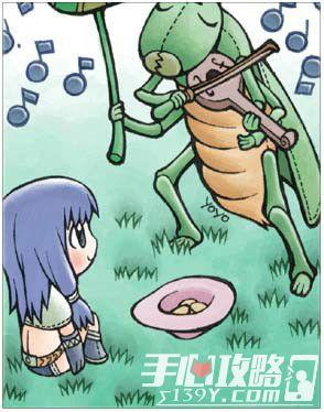《仙境傳說RO》手遊卡片圖鑒之蝗蟲卡片信息1