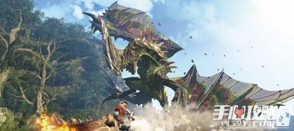 任天堂Switch将迎来第三方大作:《怪物猎人》2