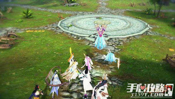 《九阴真经3D》PVP玩法打造真情江湖 告别孤军奋战2