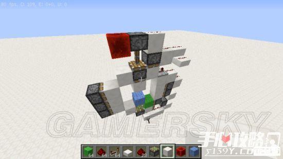 《我的世界》3x3活塞门建造详细图文教程 31