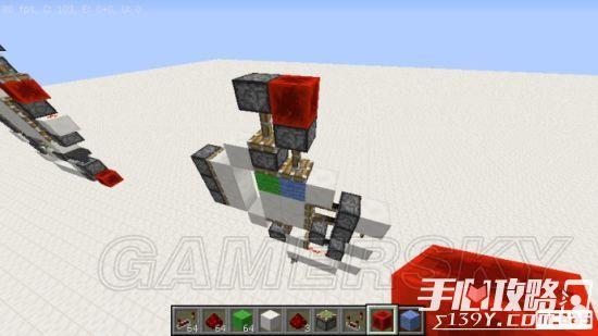 《我的世界》3x3活塞门建造详细图文教程 18