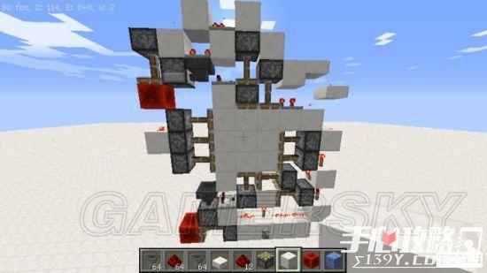 《我的世界》3x3活塞门建造详细图文教程 44