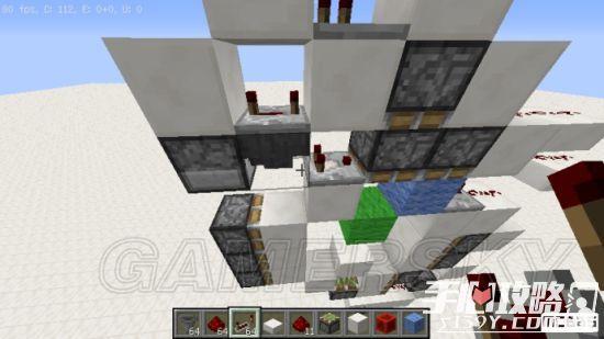 《我的世界》3x3活塞门建造详细图文教程 36